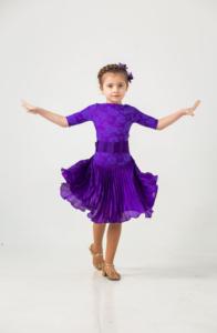 модель для бальных танцев