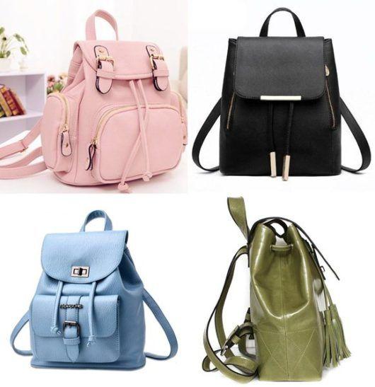 формы рюкзаков