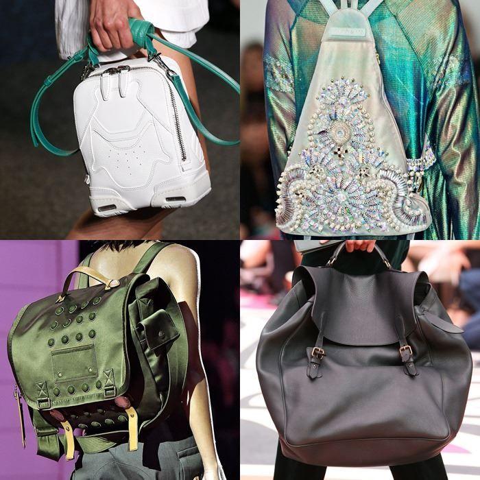 материалы рюкзаков