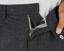как стирать шерстяные брюки