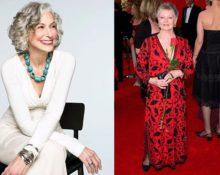 какие платья выбирать в 60 лет