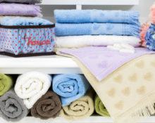как сложить полотенца