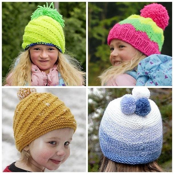 помпон для детской шапки