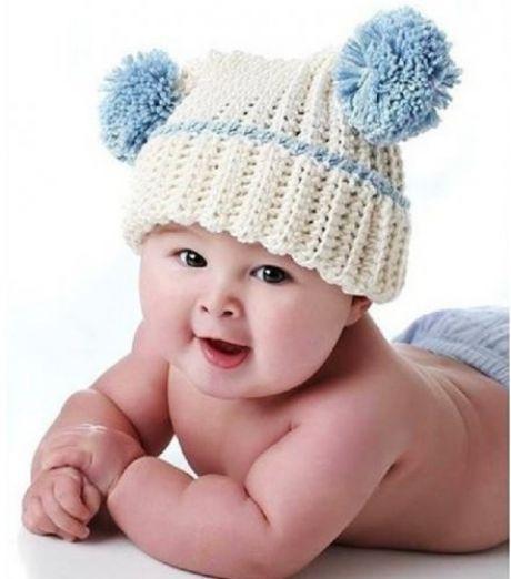 помпон для детской шапочки