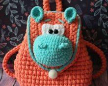 рюкзак игрушка модель 2