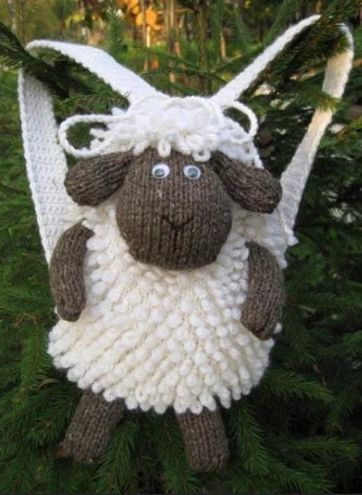 рюкзак овечка