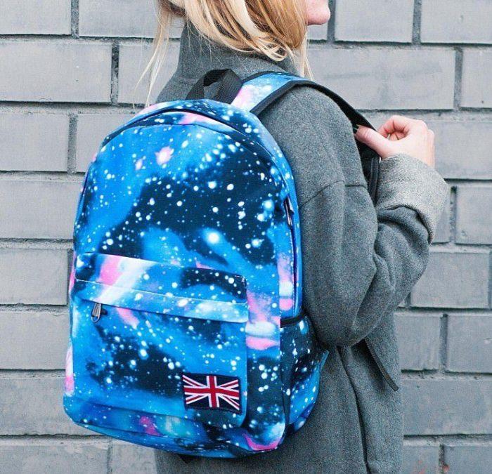 космос-рюкзак