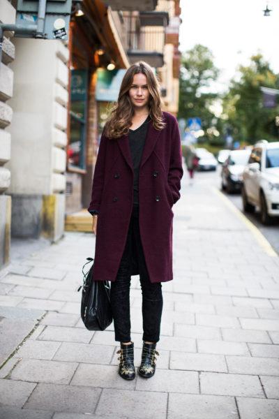 обувь под драповое пальто