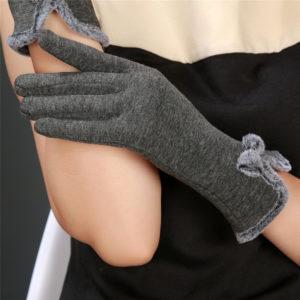 перчатки из овечье шерсти