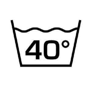 машинная стирка 40 градусов