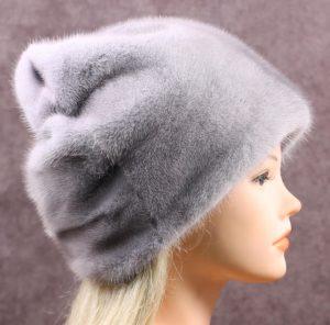 шапки из норки модные фасоны фото