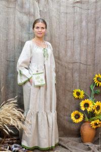 энергетические свойства одежды из льна