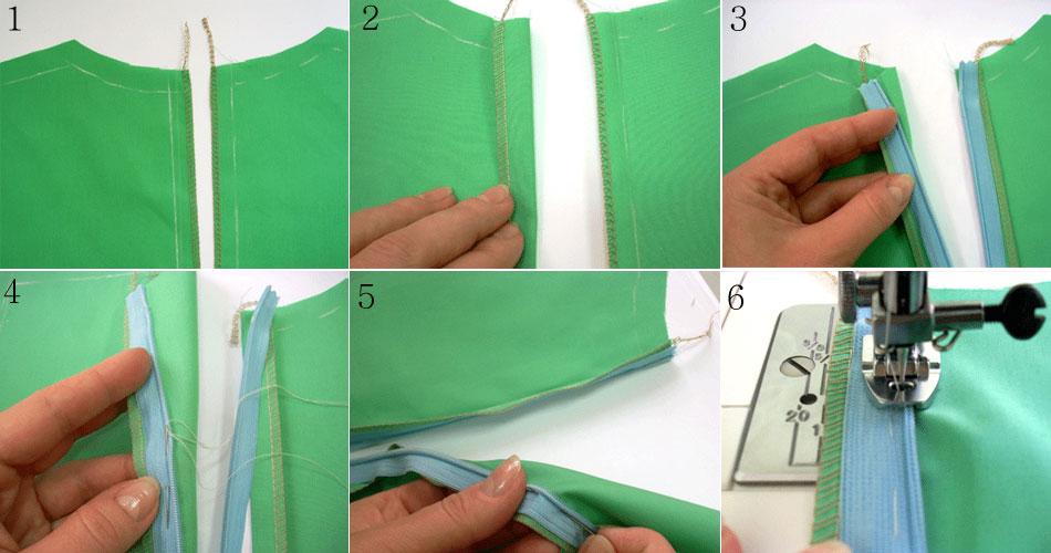 как вшивать