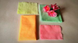 Как сделать натуральные красители для ткани дома