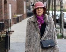 Одежда француженок-пенсионерок