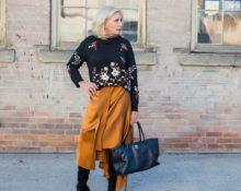Можно ли носить короткие юбки, если исполнилось 50