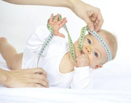 измеряем ребёнка