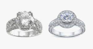 как определить фианит или бриллиант