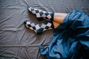 польза влажных ног