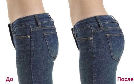 Женские трусы push up - мгновенное увеличение попы