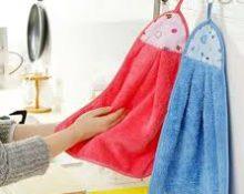 полотенца их махры