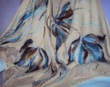 шерсть привалянная к ткани
