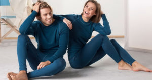Мужское и женское термобилё