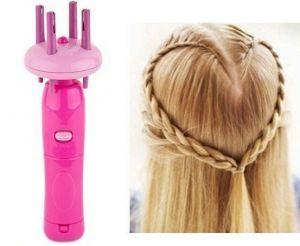 Прибор для плетения кос.