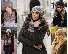 Фасоны шапок для женщин