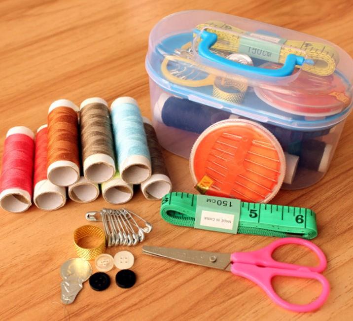 Нитки иголки чтонужно для шитья