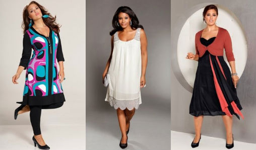 Платья для полных дам вертикальные рисунки