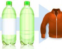 Производство флиса и пластиковой бутылки