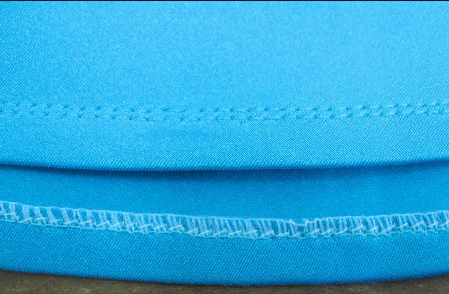 Шов на ткани