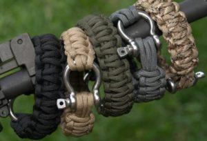 паракордовые браслеты