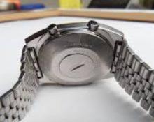 часы с металл браслетом