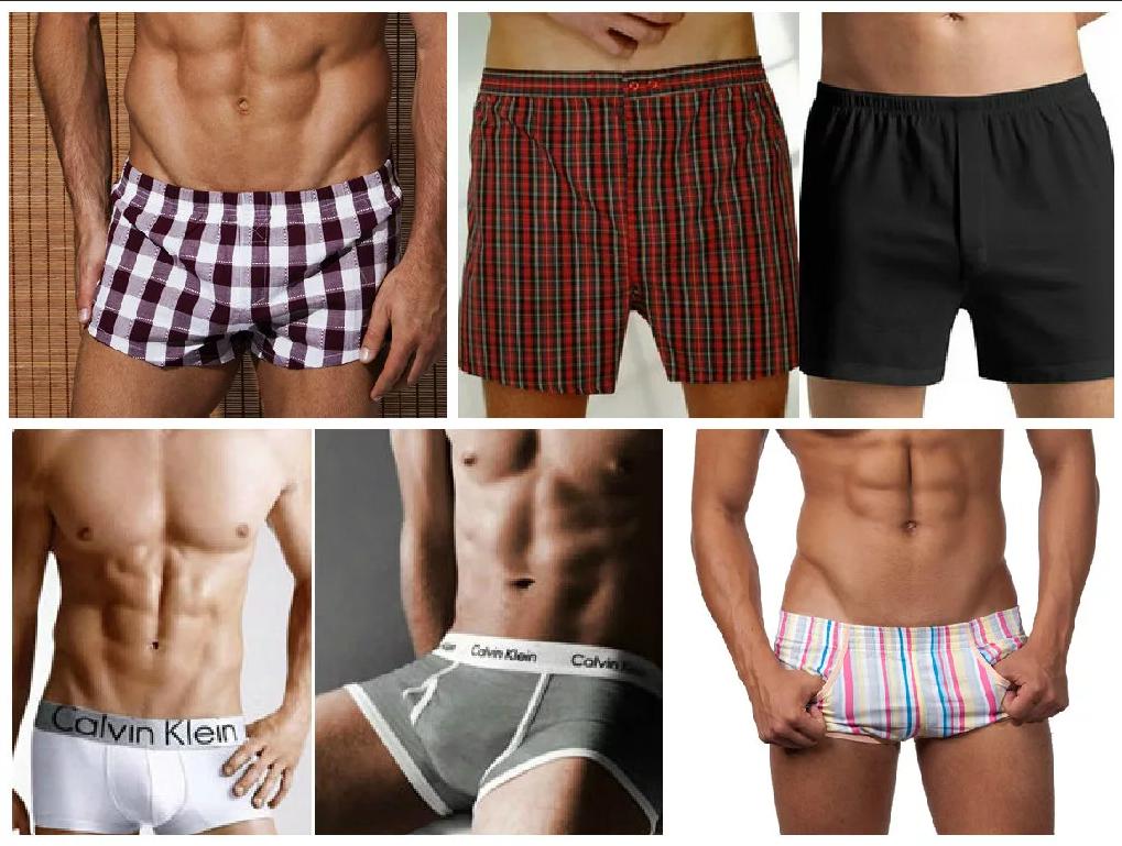 какие мужские трусы выбрать