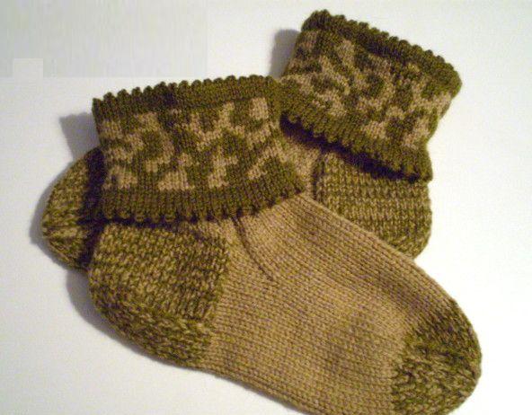 Узоры для носков камуфляж 1