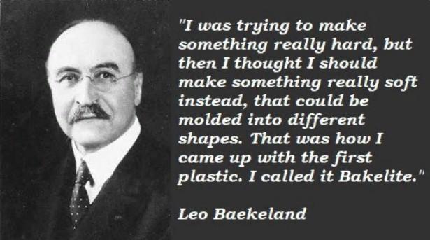 бакелит изобрел Лео Бакеланд