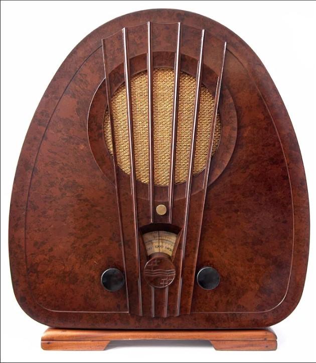 бакелит применение радио