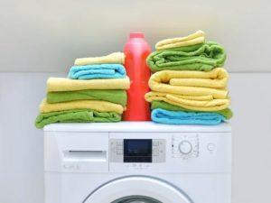 полотенца на стиралке