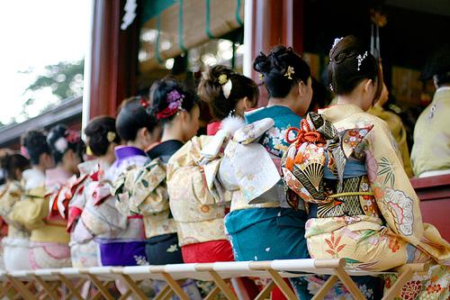 пояс кимоно