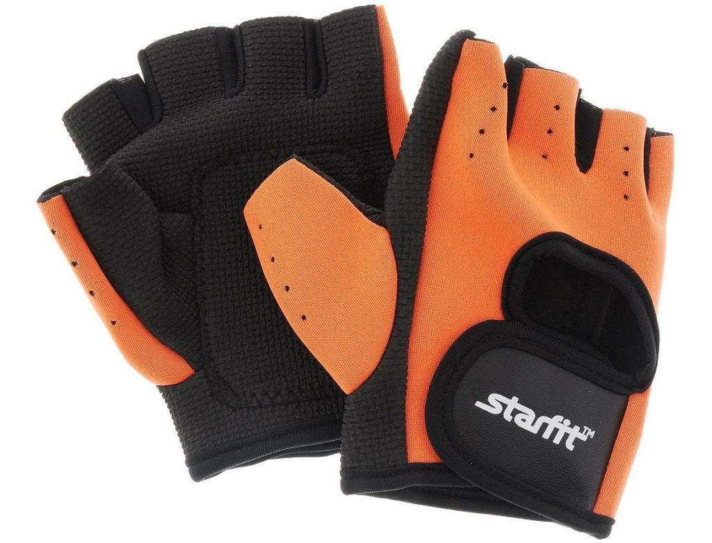виды перчаток для фитнеса