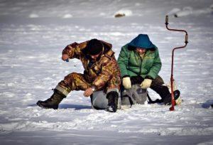 термобельё для зимней рыбалки