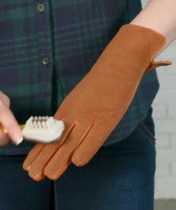 как правильно стирать перчатки