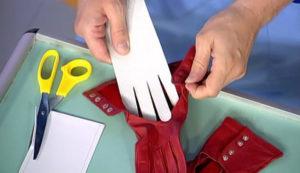 колодка для перчаток