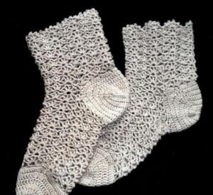носки своими руками