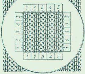 определение плотности вязки