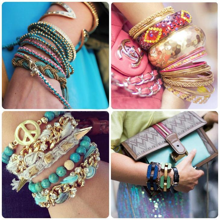 какие бывают виды браслетов