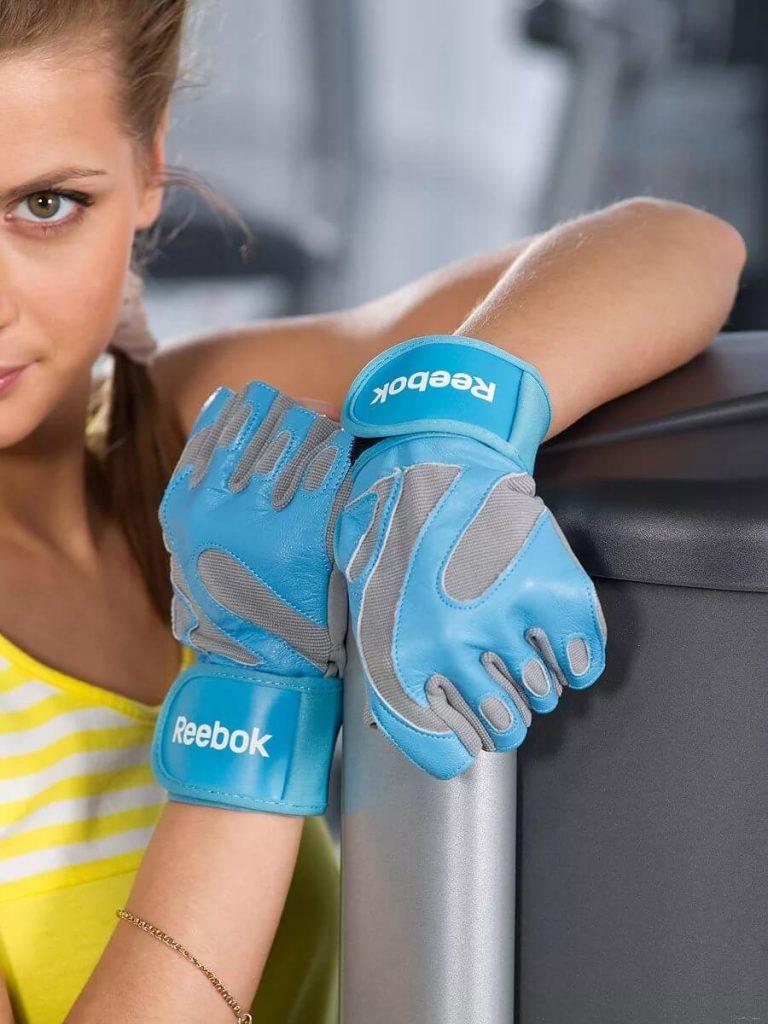 зачем перчатки в спортзале