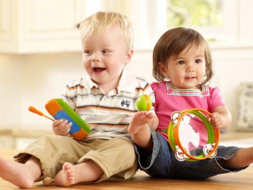 двухлетние детки